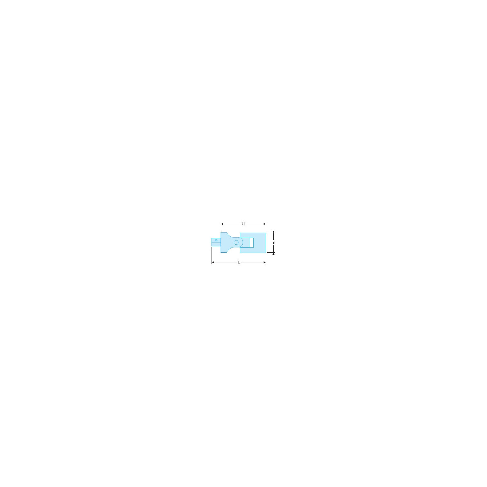 Cardan universel 3/4 - Facom K.240A