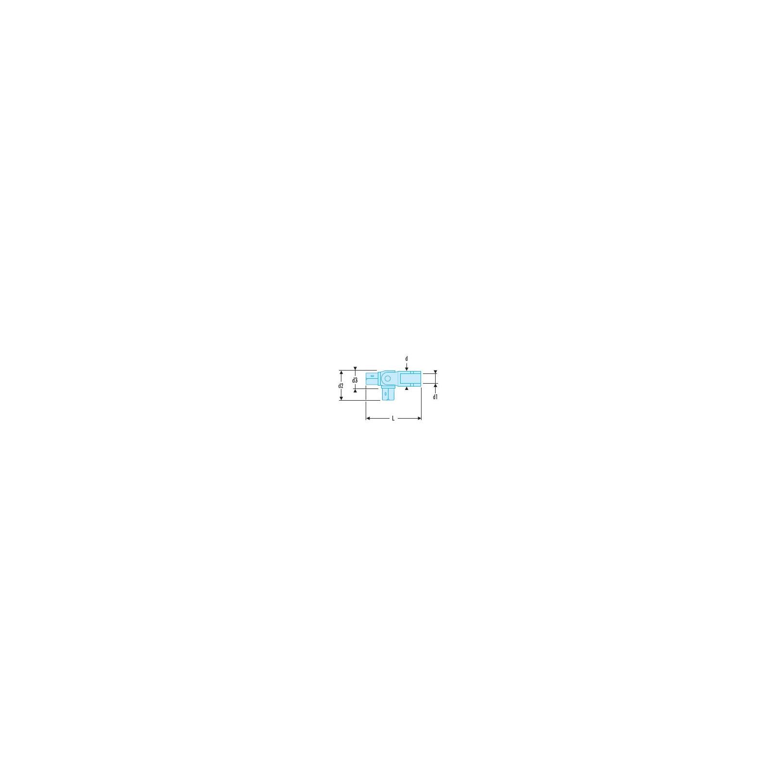 Poignée articulée 3/4 - Facom K.140A