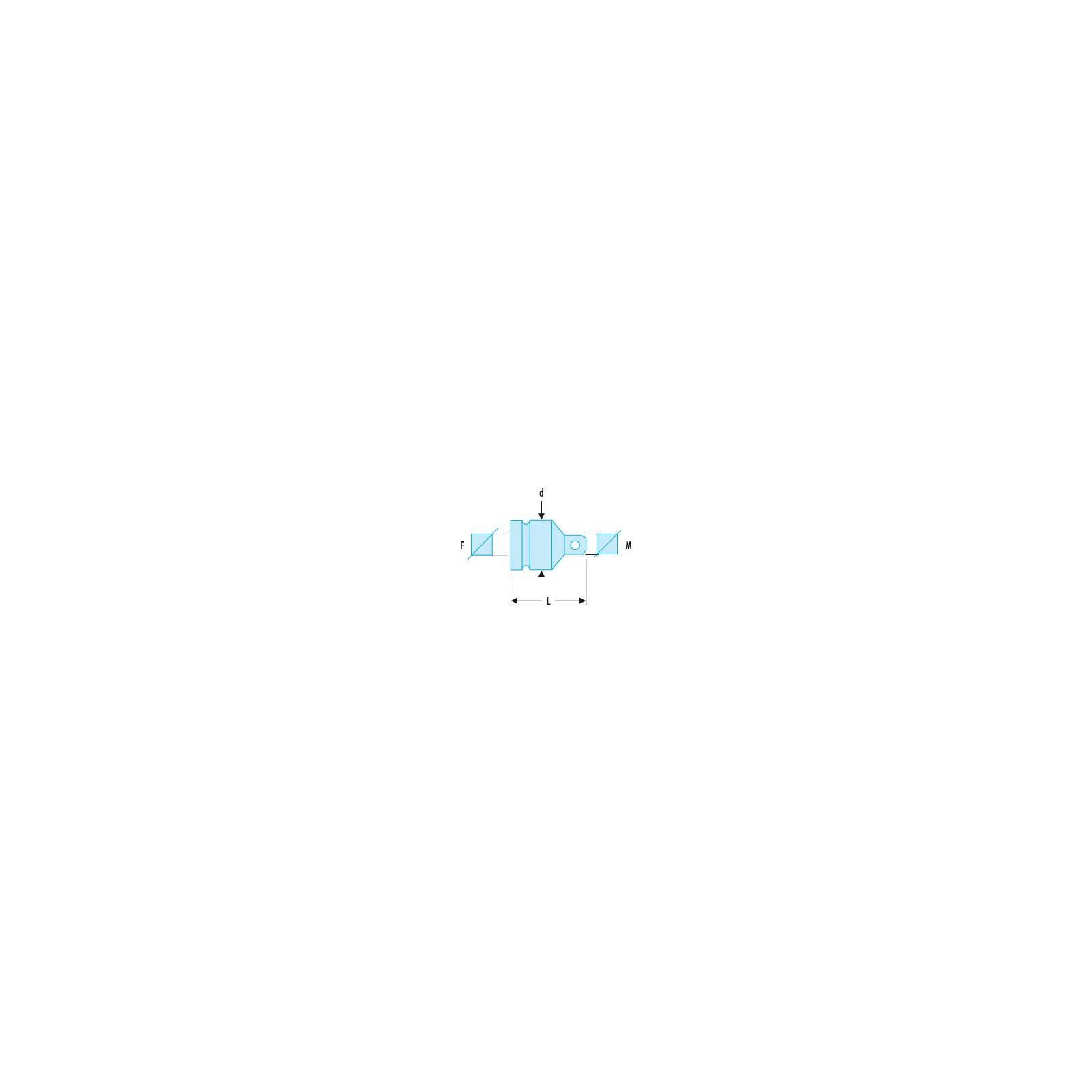 Augmentateur impact 3/8 pour douilles 1/2 - Facom NJ.232A
