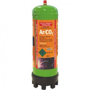 Bouteille ARGON - CO2 Jetable 2.2 litres