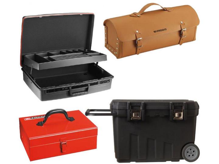 Boîtes à outils - Valises - Coffres